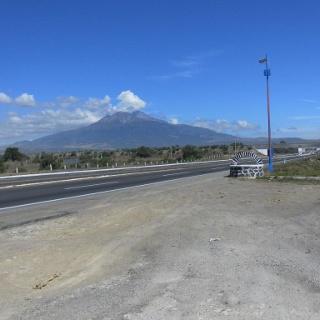 Südwestflanke des Pico de Orizaba