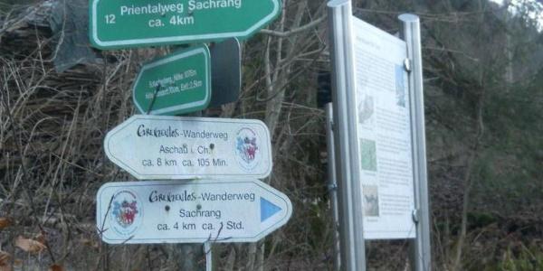 Start in Grattenbach