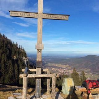 Gipfelkreuz Unternberg