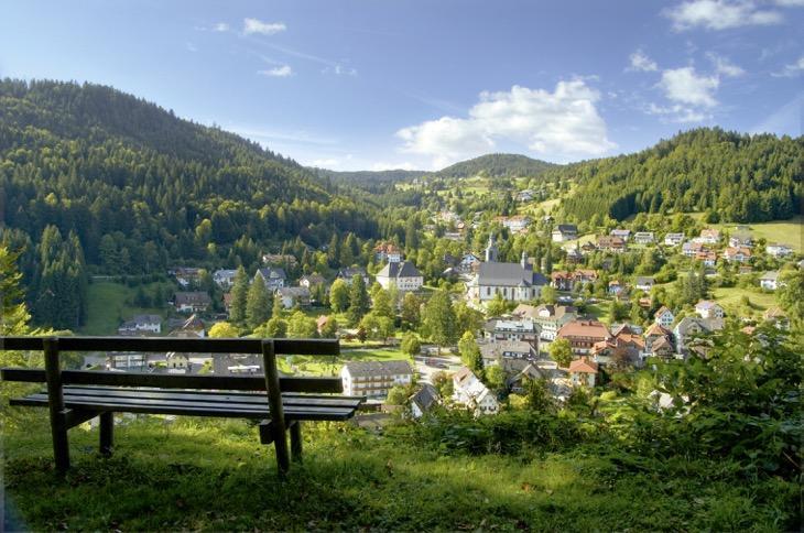 Rennrad Tour über Todtmoos von Badenweiler aus