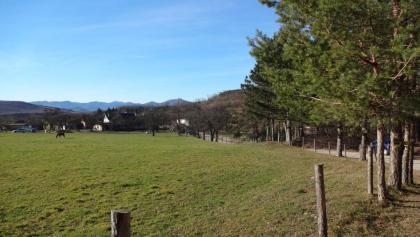 Zobelhof-Hochfläche mit Blick Richtung Peilstein