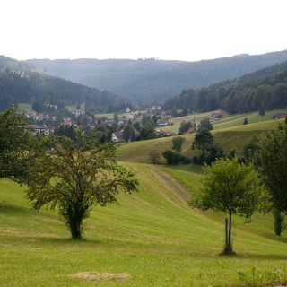 Heilklimatischer Kurort Obertal Buhlbach