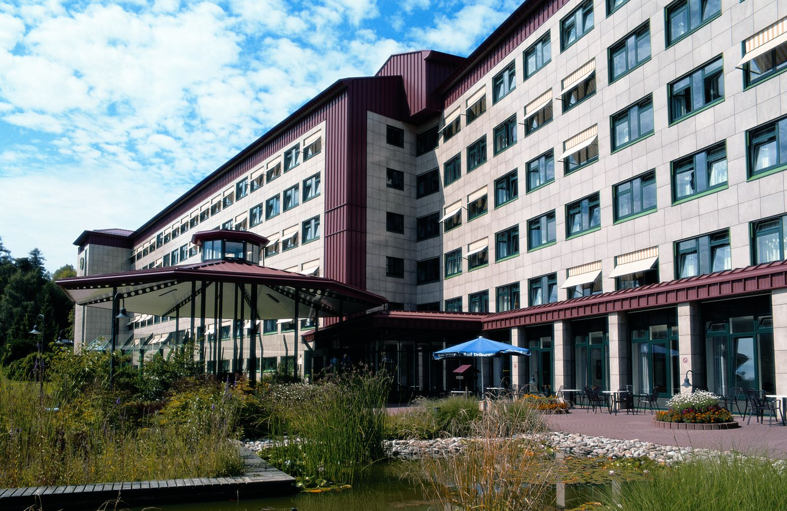 Rosenberg bad driburg klinik Caspar Heinrich