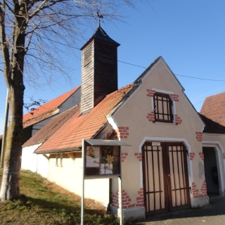 Feuerwehrgerätehaus in Oberstetten