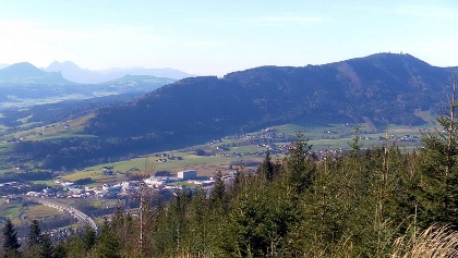 Kolomansberg vom Mondseeberg
