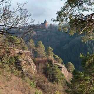 Rurtal - Felsen, Wald und Wasser