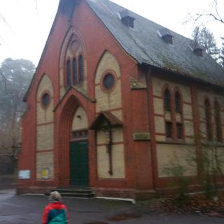 14 Nothelfer Kapelle