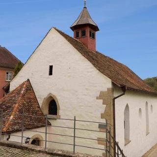 Burgkapelle St. Georg