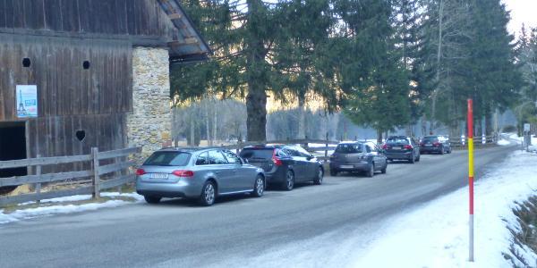 Parkplatz Bodenbauer