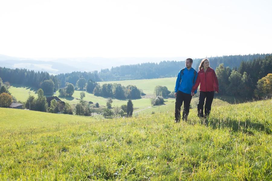 Schönwald - Zum Blindensee