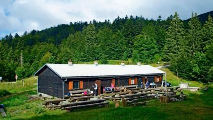 Planinarska kuća Mrkvište