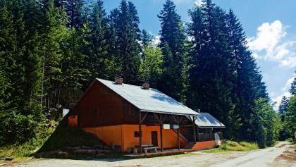 Planinarska kuća Careva kuća