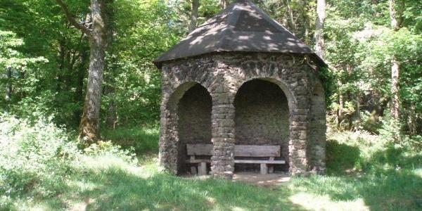 Schutzhütte in der Umgebung