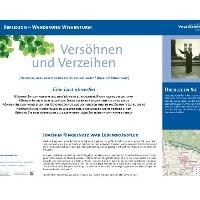 VitalWanderWelt Wanderung Wiehenturm - Versöhnen und Verzeihen