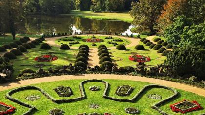 Landschaftspark Schloss Wiesenburg