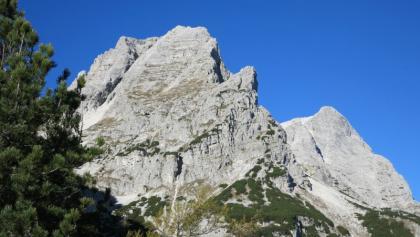 Kleiner Hochkasten - Ostgrat