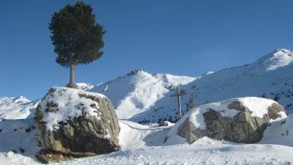 Eiskarspitze aus der Wattener Lizum