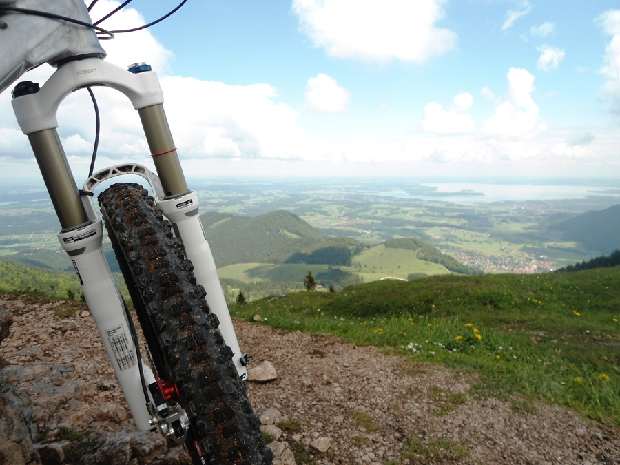 Biken im Chiemsee-Alpenland-©Autor: Stephanie Vorleitner , Quelle: Chiemsee-Alpenland Tourismus
