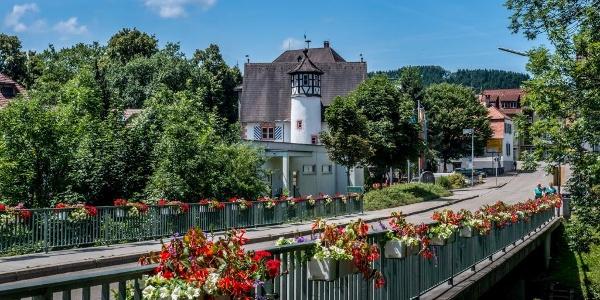 Altes und neues Schloss Wehr
