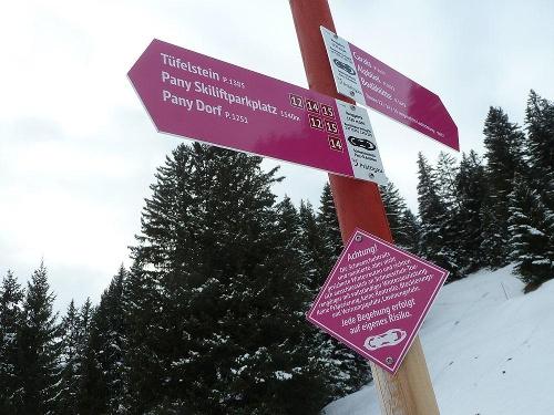 Rundtour Bodähütte (markierter Trail Nr. 14)