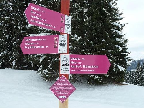 Rundtour Galondis - Bova (markierter Trail Nr. 13)