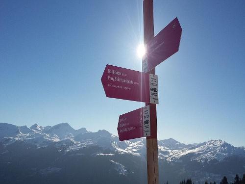 Gipfelrundtour Alpbüel (markierter Trail Nr. 15)