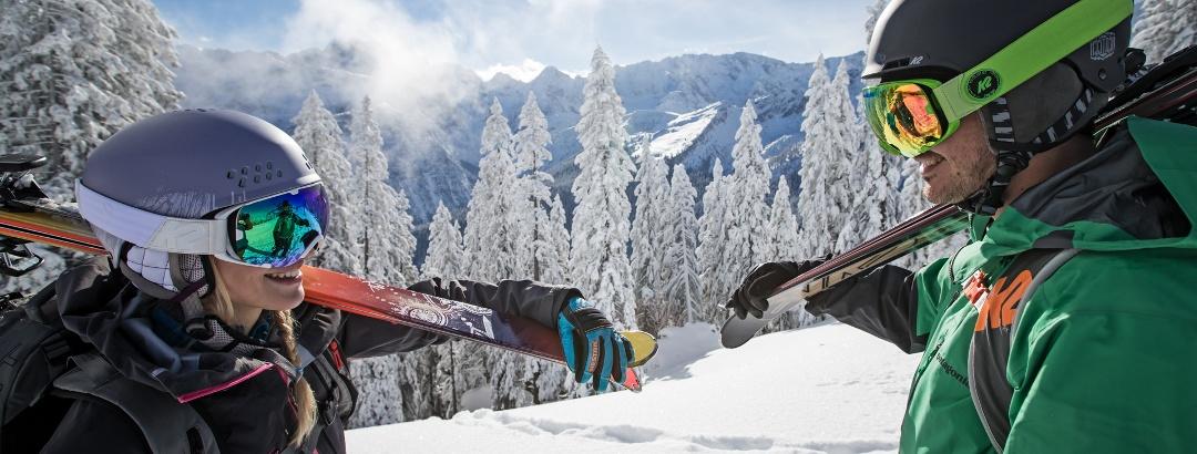 Winter in Garmisch