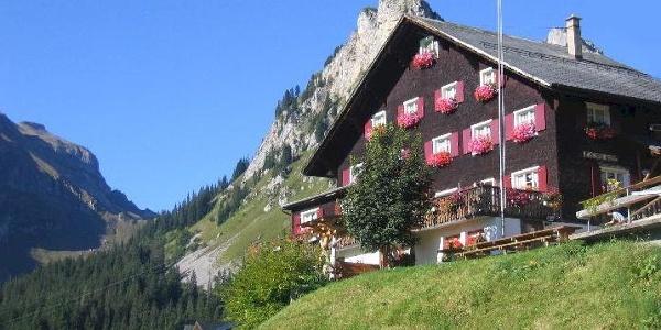 Berggasthaus Gitschenen im Isenthal