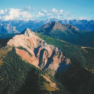 Il canyon Bletterbach