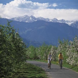 Tour di Terlano in bici