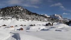 Winter hike: Pederü – Fodara Vedla - Senes