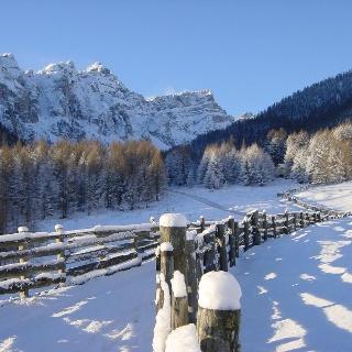 Capuziner and Doleda peaks