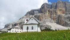 Summer hike to Santa Croce / Heiligkreuz