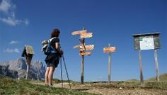 Escursione estiva: Passo delle Erbe - Forcella de Pütia - Rifugio Genova