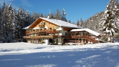 Winterspaziergang: San Vigilio - Lé dla Creda