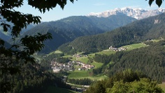Sommerwanderung von Picolin über Plaies - Longega und zurück