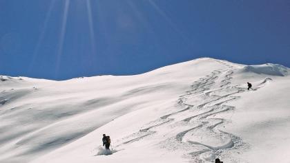 Skitour M. Mutta