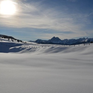 Alpe di Rodengo panorama