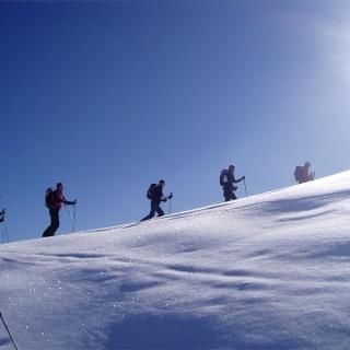 Skitour Puthenhöhe