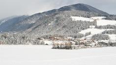 Passeggiata invernale Sorafurcia - Baita Oberegger