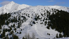 Ski Tour: Monte Luta e Monte Salmone in Tesido