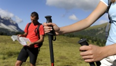 Nordic Walking Pfalzen Route 5 - Ahrauen