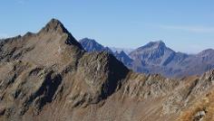 Escursione alla Cima Monte Gruppo grande