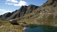 Winnebachtal - Tiefrastenhütte