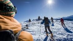 Skitour zum Schüttalkopf 2.774 m