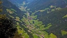 Tour in montagna al Lutterkopf