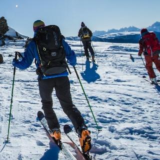 Skitour im Ahrntal