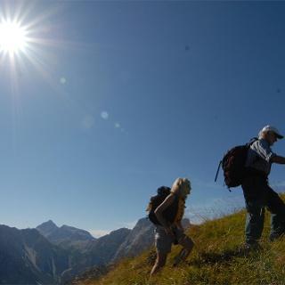 Wandern in den Pragser Dolomiten