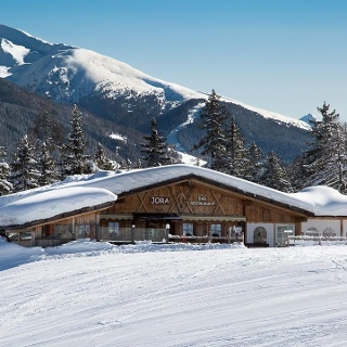 Rifugio Jora Hütte hut San Candido Innichen