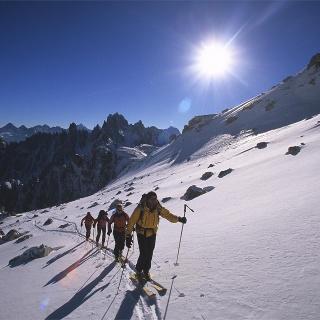 Ski alpinismo